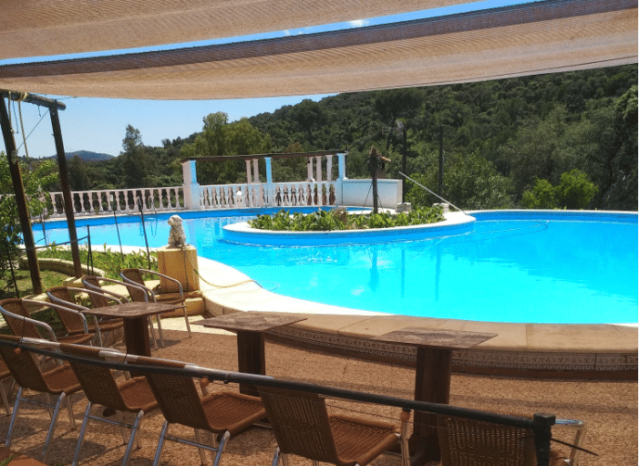 Rural house with swimming pool in Cordoba