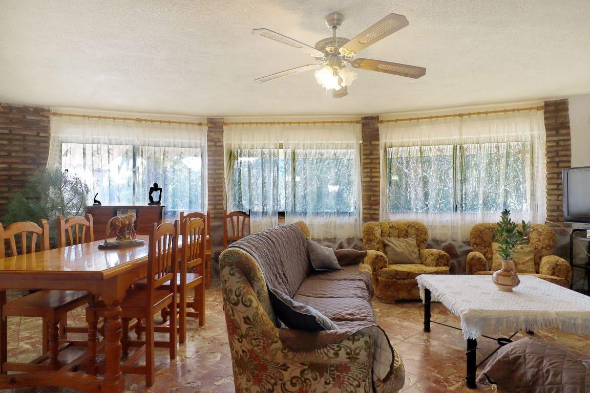 Living room, Lake house