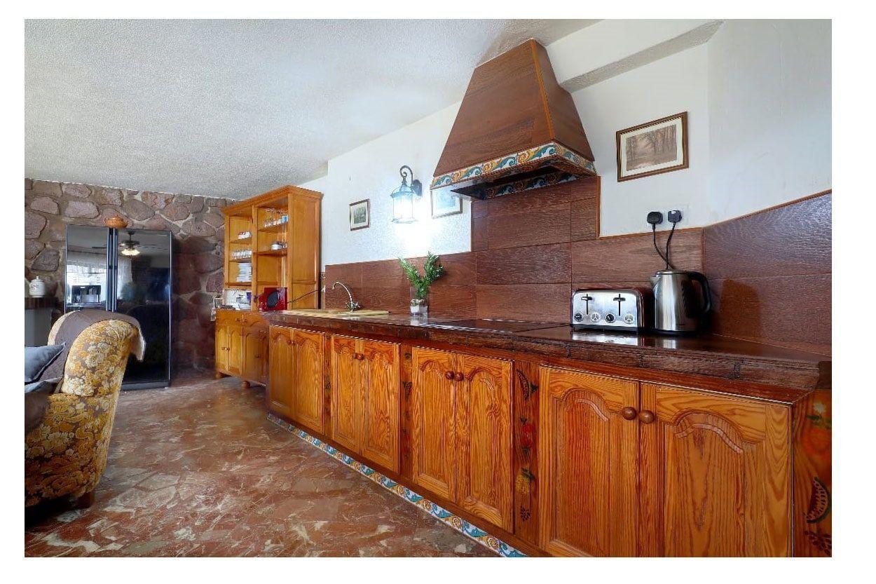 Kitchen Lake house