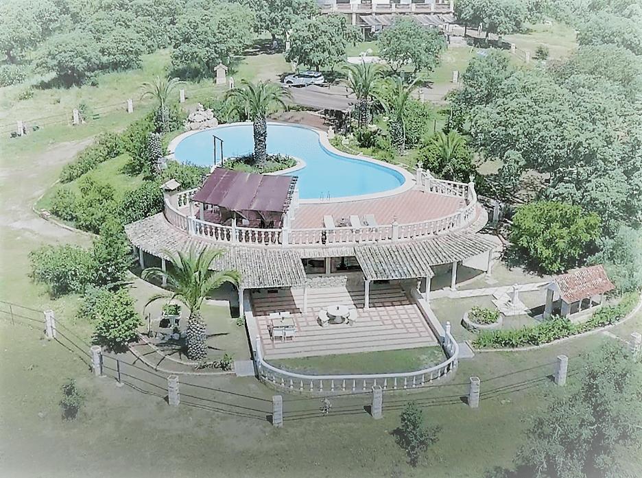 casa del lago cordoba andalucía